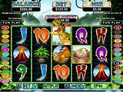 t-rex slot machine free - 2
